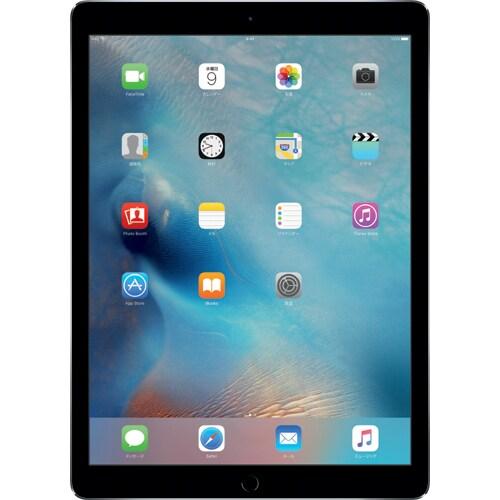 アップル iPad Pro Wi-Fiモデル 12.9インチ 32GB スペースグレイ [ML0F2J/A]