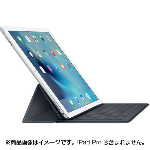Smart Keyboard for 12.9インチ iPad Pro スマートキーボード [MJYR2AM/A]