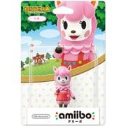 amiibo(アミーボ) リサ どうぶつの森シリーズ [Wii U/New3DS/New3DSLL ゲーム連動キャラクターフィギュア]