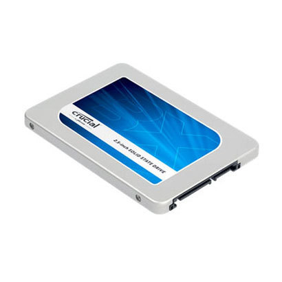 CT480BX200SSD1 [Crucial BX200 480GB SATA接続 2.5インチ 7mm厚(9.5mm厚変換マウント付き)]