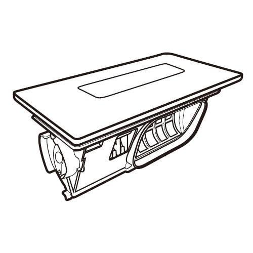 AXW2XK9CW0 [洗濯機・乾燥機用フィルター]