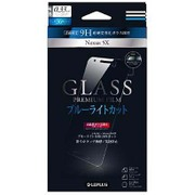 LP-NEX5XFGBC [Nexus 5X GLASS PREMIUM FILM ブルーライトカット 0.33mm]