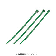 MCT100GN [ケーブルタイ カラー 緑]