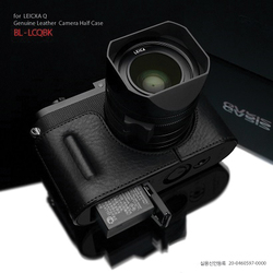 BL-LCQBK [ライカQ用本革カメラハーフケース ブラック]