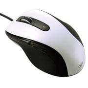 MUS-UKF108W [有線静音5ボタン Blue Ledマウス ホワイト]