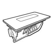 AXW2XM9DA0 [洗濯機用乾燥フィルター (ノーブルシャンパン)]