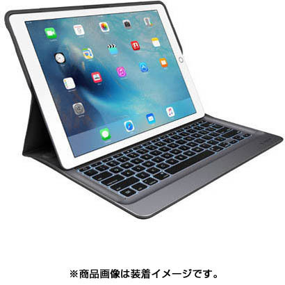 Ik1200bk [CREATE Backlit Keyboard Case for iPad Pro Smart Connector搭載 バックライト付きキーボードケース]
