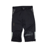 KAMAEL FIELDPANTS SHORT SKEL-003 L ブラック