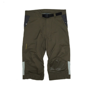 KAMAEL FIELDPANTS SHORT SKEL-003 L カーキー