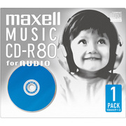 CDRA80D.BL.1J [音楽用CD-R]