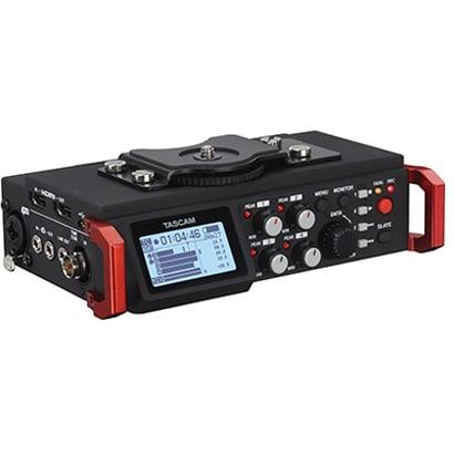 DR-701D [DSLR(カメラ)用 リニアPCMレコーダー/ミキサー HDMIコネクター搭載]