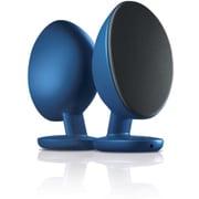 EGG BLUE [Bluetoothスピーカー ハイレゾ音源対応 ブルー]