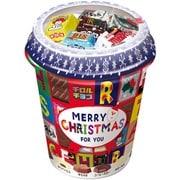 チロルチョコ クリスマスカップ 1カップ 40個 [チョコレート菓子]