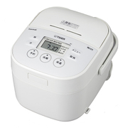 JBU-A551 W [マイコン炊飯器 炊きたて 3合炊き ホワイト]