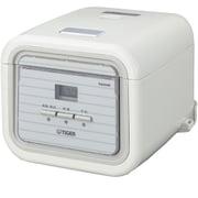 JAJ-A552 WS [マイコン炊飯器 炊きたて 3合炊き シンプルホワイト]