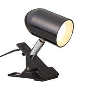 CLLE06L06BK [6W電球色LEDクリップライトポリカ ブラック]