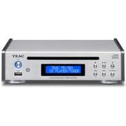 PD-301-S [CDプレーヤー/FMチューナー USB搭載 FMワイドバンド対応 シルバー]
