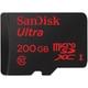 SDSDQUE-200G-J35A [ウルトラ プレミアムエディション microSDXCカード 200GB CLASS10 UHS-I対応]