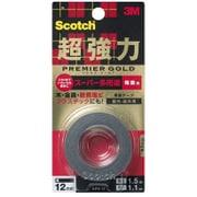 KPR-12 [超強力両面テープ プレミアゴールド スーパー多用途 粗面用]