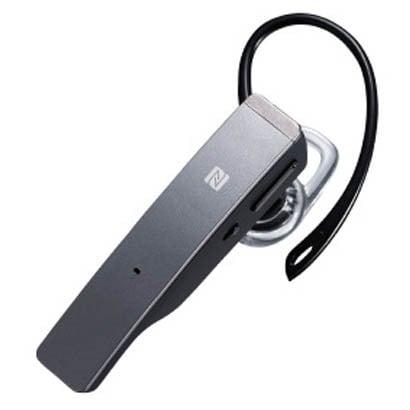 BSHSBE34SV [デュアルマイクヘッドセット Bluetooth4.1対応 NFC対応 シルバー]