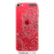iPT6-P07 [iPod touch 6用ケース +Color スカル]