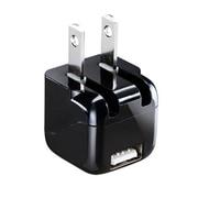 ACA-IP32BKN [超小型USB充電器 1A出力 ブラック]