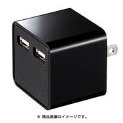 ACA-IP39BK [USB充電器 2ポート 合計3.4A ブラック]