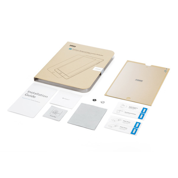 A7400001 [iPad mini 4用 強化ガラス液晶保護フィルム]