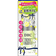 DHC オリーブバージンオイル フラワーデザインボトル [美容オイル]