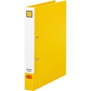 6872 [レバーリングファイル Dタイプ A4 タテ型 250枚収納 黄色]