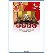 TM652 [2016年 申年 お年玉付年賀はがき4枚 カジュアルカラー]