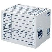 B4A4-BX-W [文書保存箱フォルダー B4サイズ A4サイズ用 白]