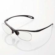 R-BC25-L01BK [エクリア ブルーライト対策メガネ 老眼鏡 +2.5 ブラック]
