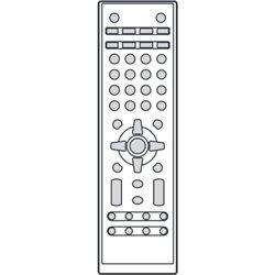 RM-SUXGM55-S [マイクロコンポーネントシステム用リモコン]