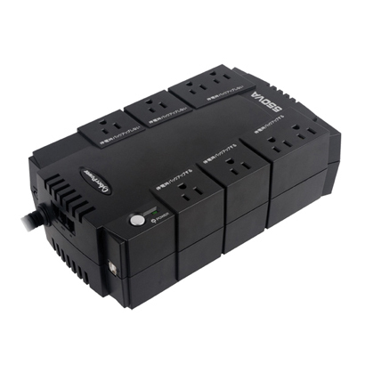 CP550JP [Backup BRシリーズ UPS 常時商用 BR550 550VA/330W 矩形波]