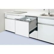 NP-45VS7S [ビルトイン食器洗い乾燥機 約5人分(40点) ドアパネル型 ミドルタイプ シルバー]