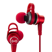 model 900 RED [インナーイヤー型ヘッドホン]