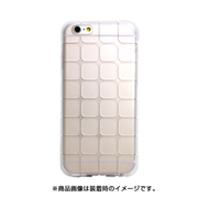 R-6S-CB-CL [iPhone 6/6s Cubee Series TPUケースクリア]