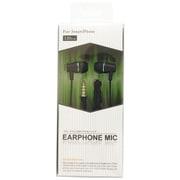 IESMV-SP602BK [スマートフォン用ステレオイヤホンマイク 音量調整&通話スイッチ付 ブラック]