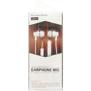 IESMV-SP602WH [スマートフォン用ステレオイヤホンマイク 音量調整&通話スイッチ付 ホワイト]