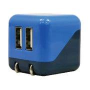 CA-04LBL/BL [AC充電器 COLOCORO ライトブルー/ブルー]