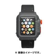 CT-WPAW15-BKOR [Apple Watch 42mm用 完全防水ケース ブラックオレンジ]