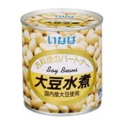 大豆水煮 300g [缶詰]