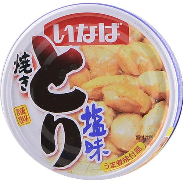 とり塩味 65g [缶詰]