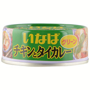 チキンとタイカレー グリーン 125g [缶詰]