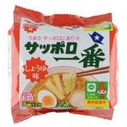 サッポロ一番 しょうゆ味 100g×5食入り [即席麺]