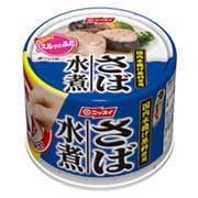 スルッとふた さば水煮 190g [缶詰]