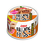 スルッとふた 八戸港真いか味付 150g [缶詰]