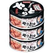 やきとり ガーリックペッパー味 75g×3缶 [缶詰]