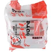 サトウのごはん 青森県産つがるロマン 200g×5食パック [レトルトごはん]